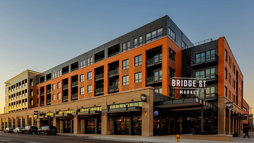 Bridge Street Market - Rockford Property Management