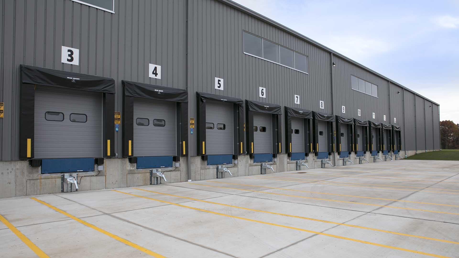 Distribution - Rockford Construction
