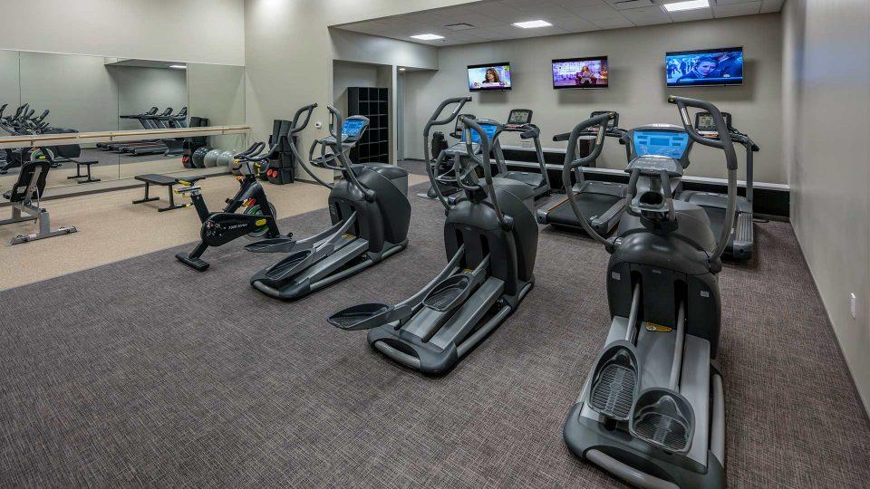 The Morton - Fitness Center