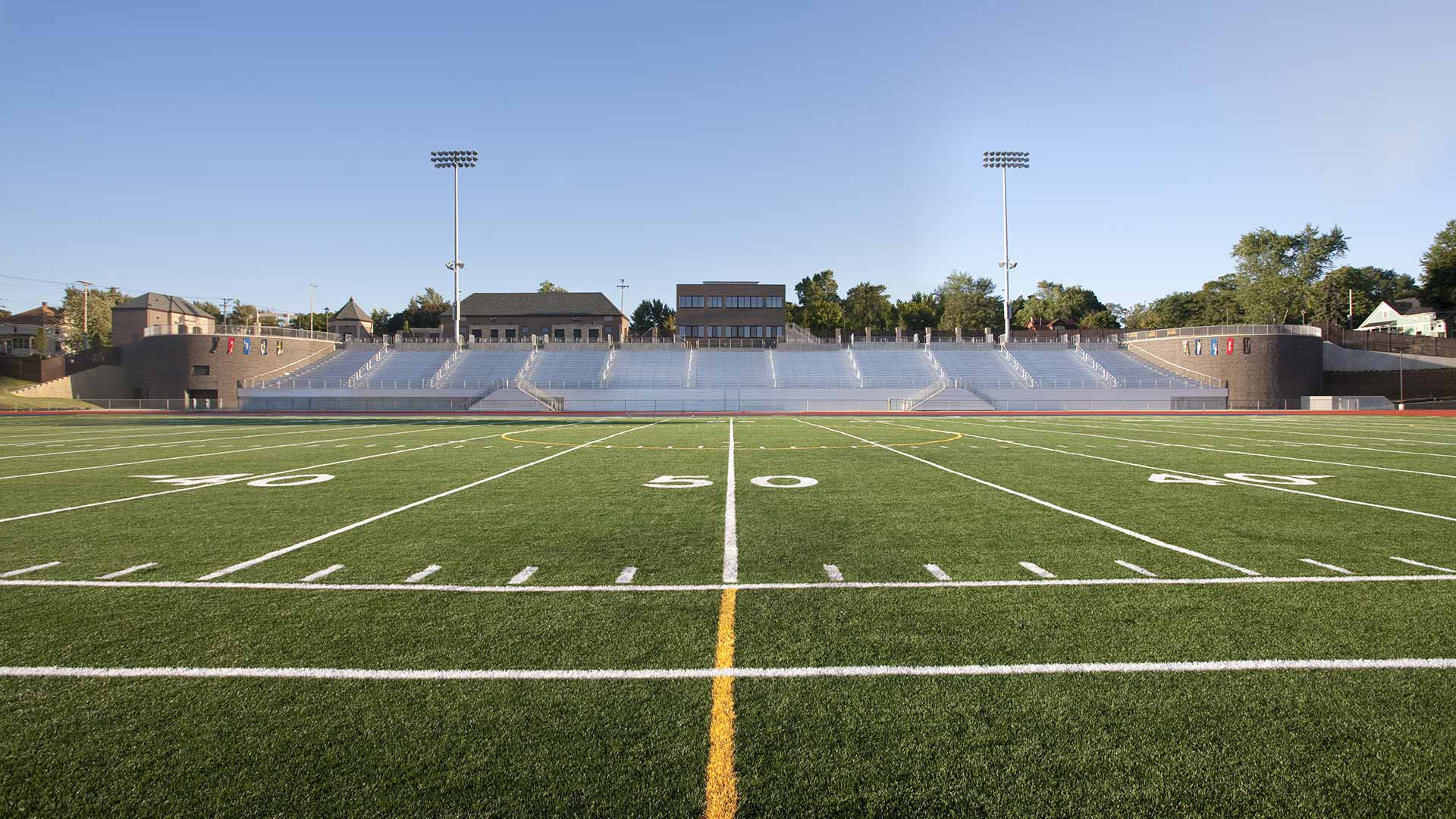 Houseman Field - Rockford Construction