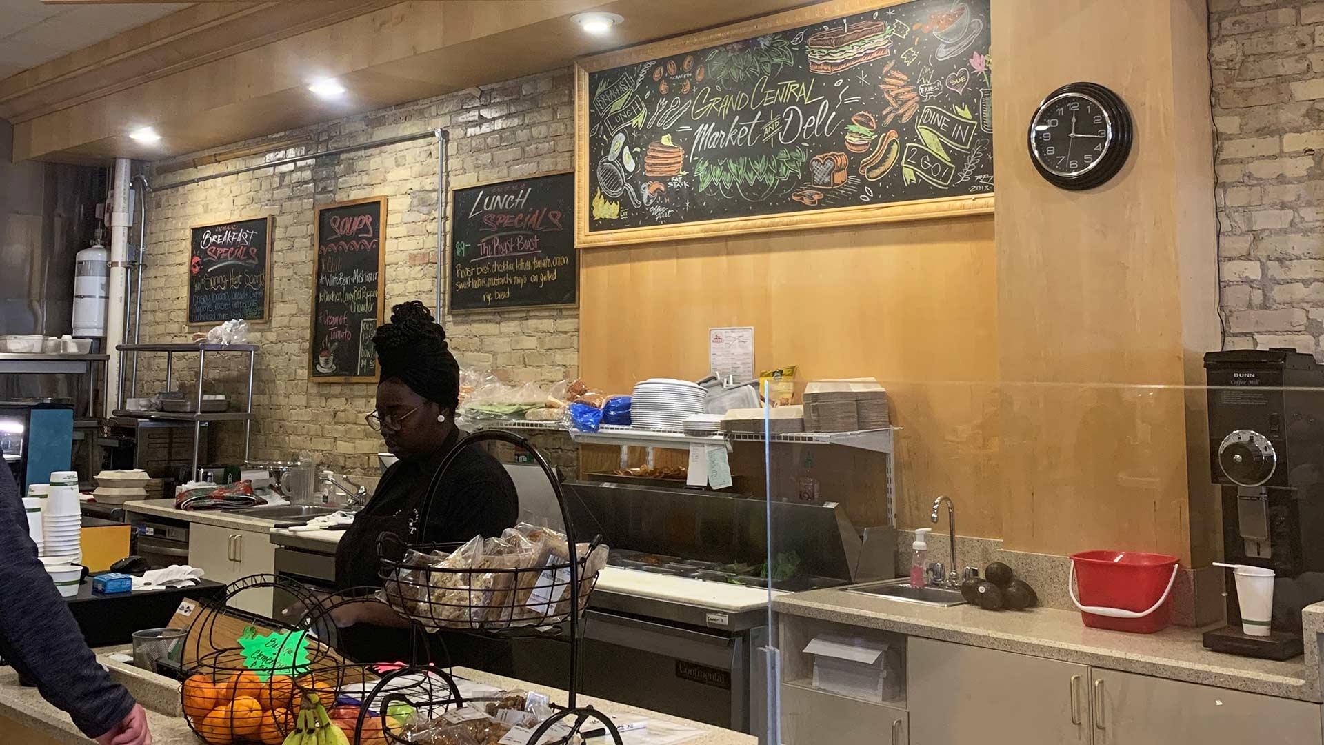 Grand Central Market Diner - Grand Rapids