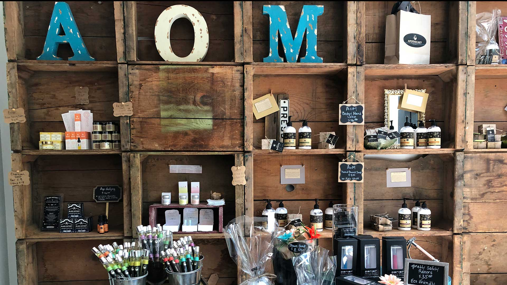 Apothecary Off Main - Grand Rapids