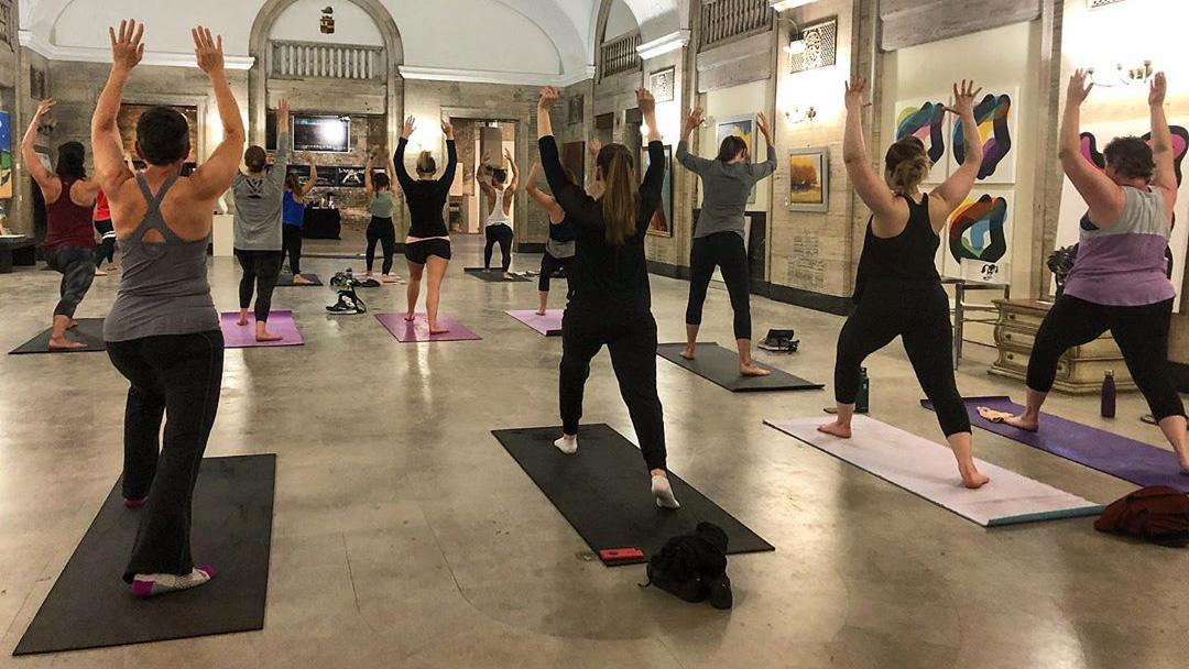 Rockford Property Management - Yoga, Meditation and Brunch