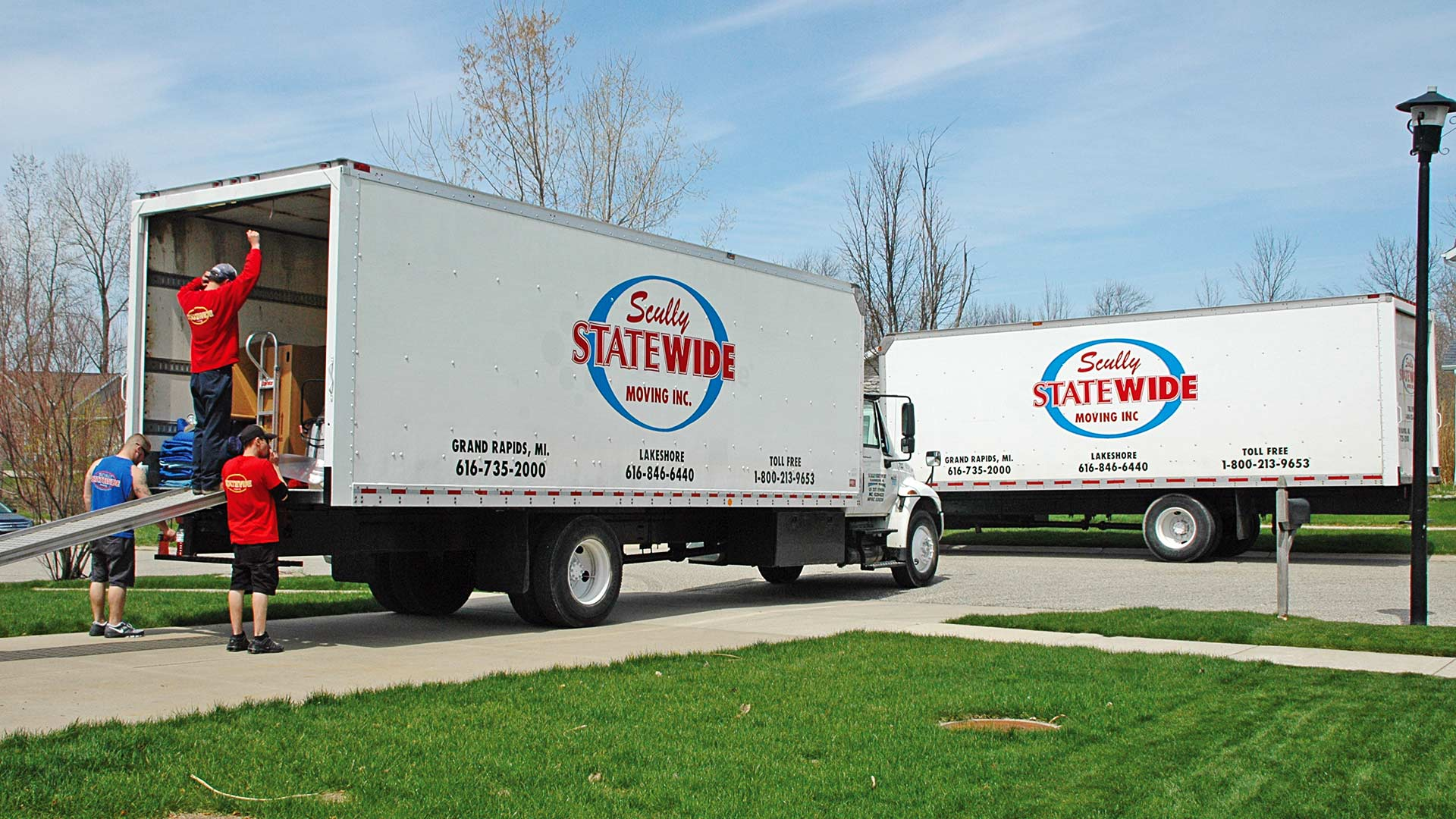Scully Statewide Moving - Grand Rapids