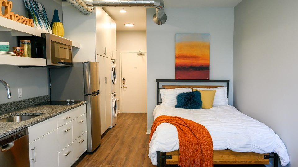 Grand Rapids Apartments - One South