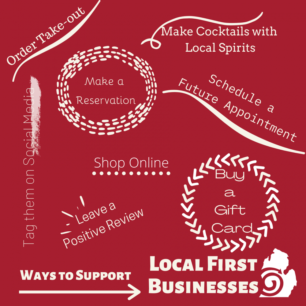 Local First - Supporting Local Business