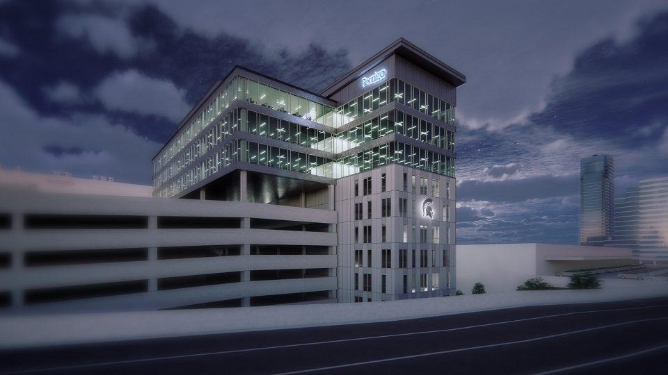 Perrigo Corporate Headquarters - Rockford Construction
