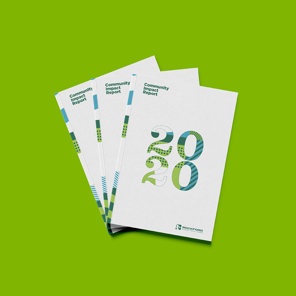 2020 Community Impact Report - Rockford Construction