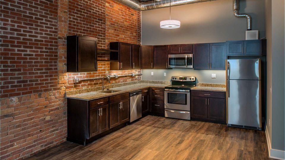 Grand Rapids Apartments - Lofts on Alabama
