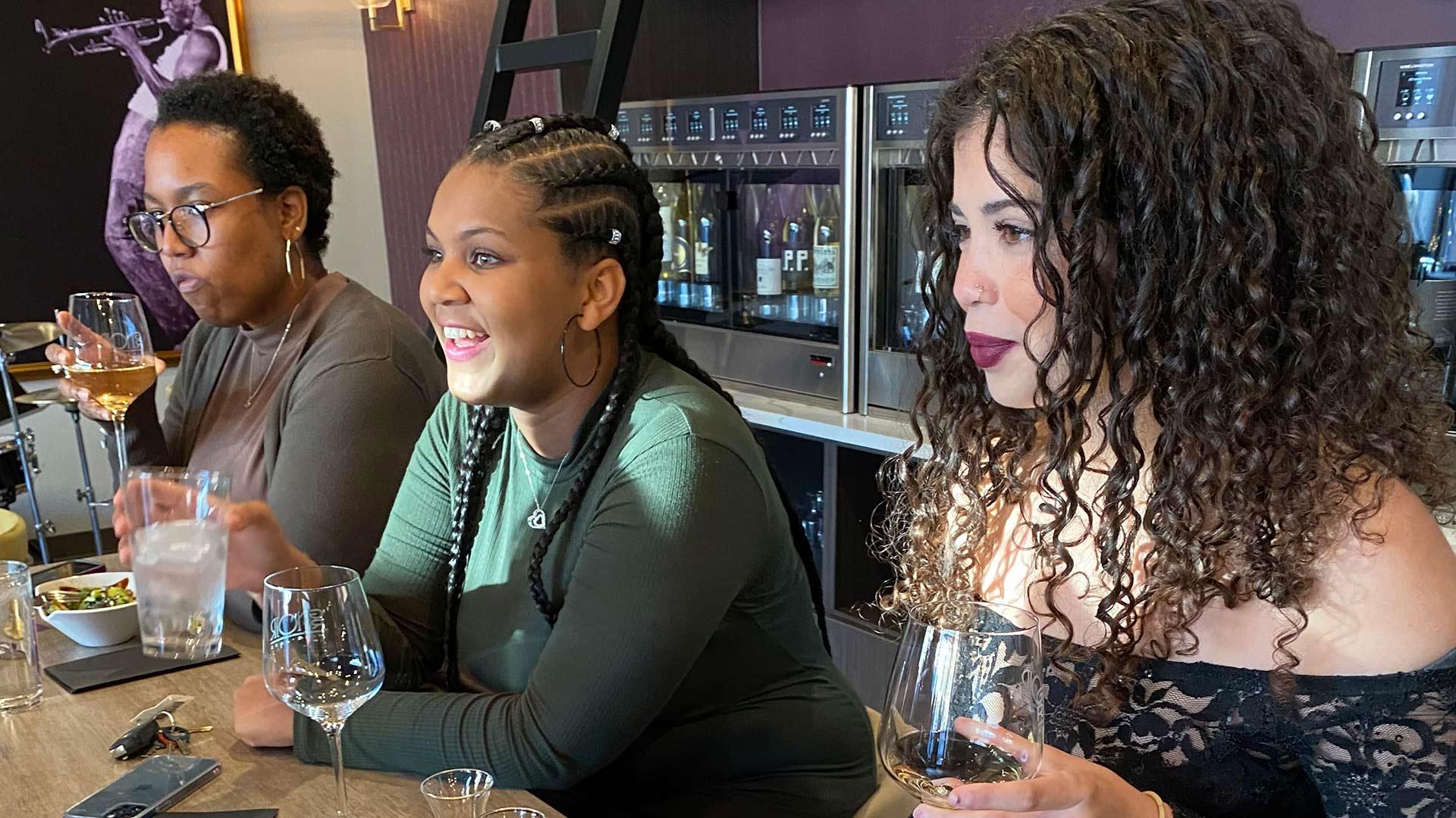 Rock Perks Spotlight - GRNoir Wine & Jazz Bar